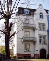 Werthmannstr. 8, Rückgebäude